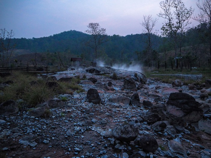 secret hot spring pai